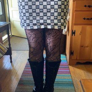 Lazy Oaf / Vans skirt